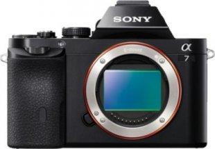 Sony Digitalkamera Alpha 7 (ILCE-7)