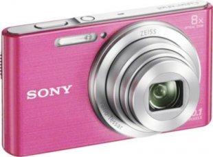 Sony Digitalkamera Cyber-shot DSC-W810P