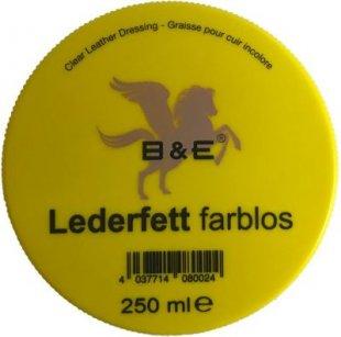 B & E Lederfett farblos - 250 ml