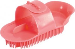 ELDORADO Nadelstriegel mini - pink