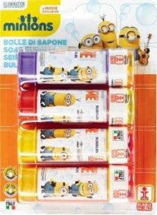 Seifenblasen - 4er Minions