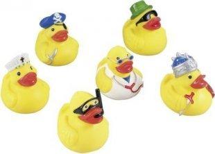 Happy People Bade-Ente, gelb (Modell zufällig, 1 Stück)