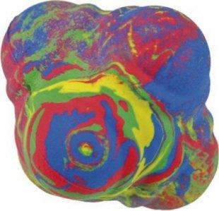 EDUPLAY 170068 Reaktionsball klein, Ball Geschicklichkeit, bunt (1 Stück)