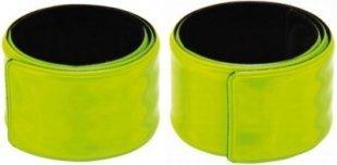 EDUPLAY 130-138 Reflektorbänder, gelb (2er Pack)