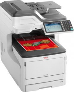 Oki Multifunktionsdrucker MC873dn