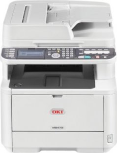 Oki Multifunktionsdrucker MB472dnw