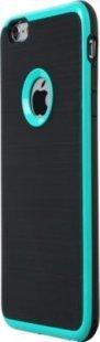 Schutzhülle iPhone 6 Plus Smartphone Handy Case Tasche Handyhülle schwarz grün