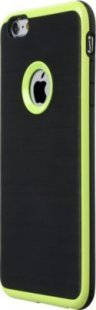 Schutzhülle iPhone 6 Plus Smartphone Handy Tasche Handyhülle schwarz hell grün