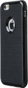 Schutzhülle iPhone 6 Smartphone Handy Case Tasche Handyhülle schwarz Etui Hülle