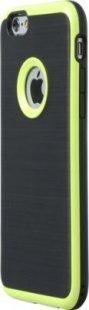 Schutzhülle iPhone 6 Smartphone Handy Case Tasche Handyhülle schwarz hell grün