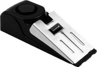 OLYMPIA T 300 Elektronischer Türstopper mit Alarm &amp Erschütterungssensor 100 dB