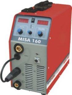 Holzmann MISA160 MIG/MAG Inverter-Schweißanlage