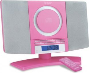 Denver Minianlage MC-5220 Pink