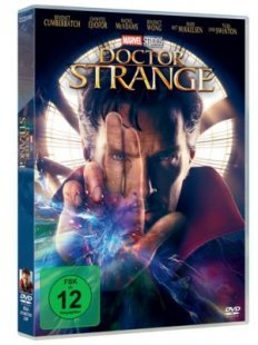 DVD Doctor Strange (Walt Disney 1749)