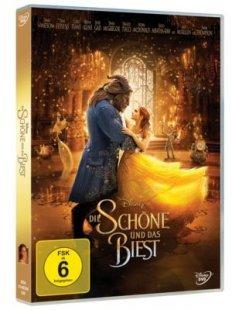 DVD Die Schöne und das Biest (Walt Disney 1749)