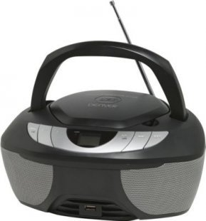 Denver Boombox TCU-210 schwarz