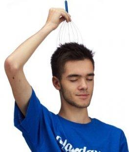 relaxdays Kopfmassagegerät