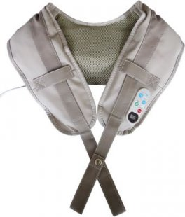 Medi-Luxx Rückenmassagegerät