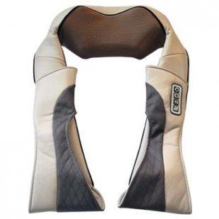 Shiatsu Nackenmassagegerät für Rücken, Nacken, Schulter - Massage mit Infrarotwärme