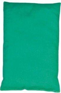 EDUPLAY 170-093 Bohnensäckchen, 15 x 10 cm, grün (1 Stück)