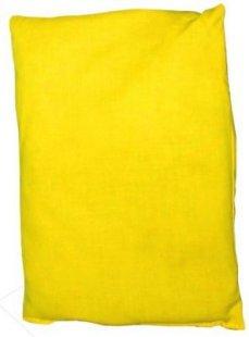 EDUPLAY 170-096 Bohnensäckchen, 20 x 15 cm, gelb (1 Stück)