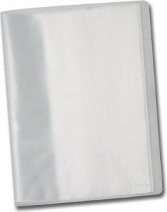 Sichtbuch, DIN A4, mit 20 Hüllen, PP-Frost weiß