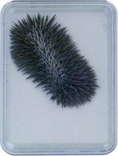 EDUPLAY 120-107 Eisenpulver-Box, grau (1 Stück)
