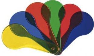 EDUPLAY 120-079 Farbmischer zur Farblehre, mehrfarbig (1 Set)