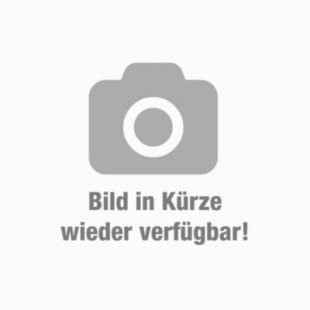 goki 60813 Buchstabe M, H= 7,5 cm, Holz, bunt (1 Stück)