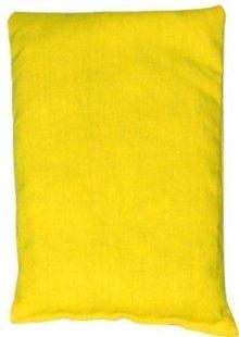 EDUPLAY 170-092 Bohnensäckchen, 15 x 10 cm, gelb (1 Stück)