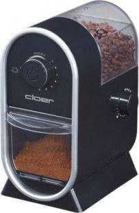 Cloer Kaffeemühle mit Scheibenmahlwerk