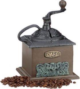 relaxdays Kaffeemühle Deko Vintage