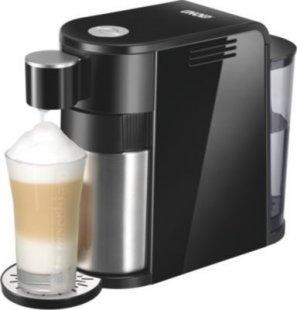 Unold Latte Sempre Premium Milchaufschäumer schwarz