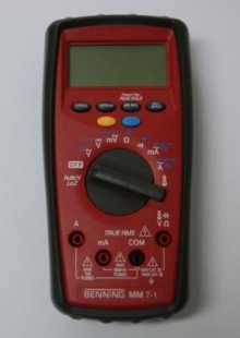 TRMS-Digital-Multimeter MM7-1