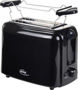 ELTA CTO-760 Cool Touch Toaster, 760 W, Schwarz