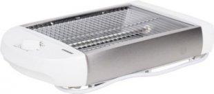 MELISSA Flachtoaster Toastfläche: 24 x 18,50 cm, Weiß