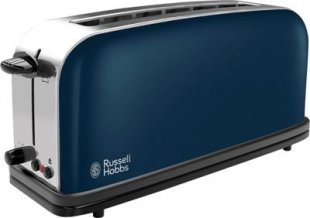Russell Hobbs 21394-56 Colours Royal Blue Langschlitz-Toaster