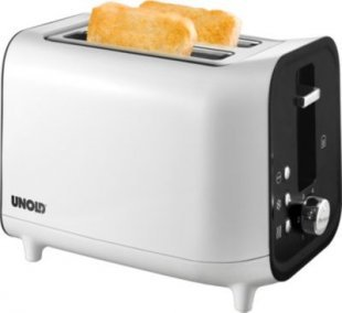 Unold Toaster Shine white 38410
