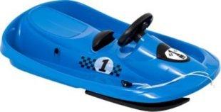 Hamax Sno Formel Lenkschlitten light blue