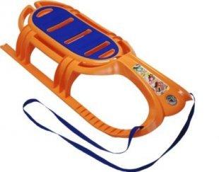 KHW Schlitten Snow Tiger orange