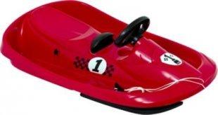 Hamax Sno Formel Lenkschlitten red