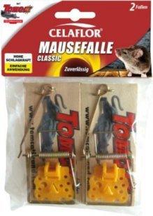 Celaflor Mausefalle Classic - 2 Stück