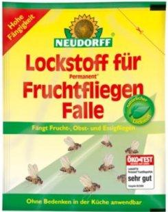 NEUDORFF - Lockstoff für Permanent FruchtfliegenFalle 30 ml