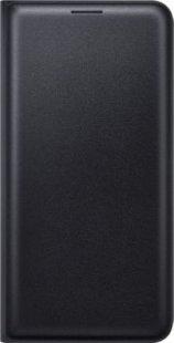 Samsung Flip Wallet EF-WJ510 für Galaxy J5 (2016), Schwarz