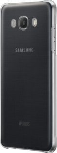 Samsung Clear Cover EF-AJ710 für Galaxy J7 (2016), Transparent
