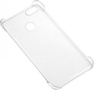 Huawei Y6 Pro 2017 PC Case, Transparent Weiß