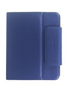 Captiva 20,3cm (8 Zoll) Tablet-Tasche blau