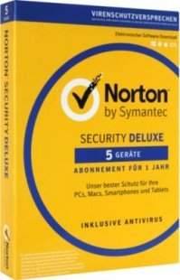 Symantec Software Security Deluxe 3.0