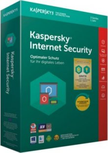 Kaspersky Software Internet Security 2+2+2 Geräte Limited Edition