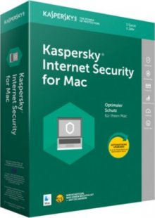 Kaspersky Software Internet-Security für Mac
